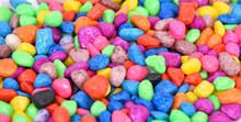 Full Frame Shot Of Multi Colorful Pebbles