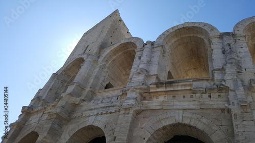 Obraz na plátně Kolosseum Arles