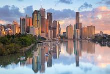 Brisbane. Cityscape Image Of B...