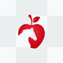 Healthy Food Logo Design Conce...
