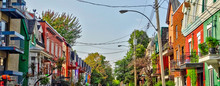 Plateau Mont-Royal District In...