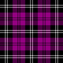 Tartan Plaid. Pattern Scottish Cage