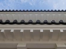Close-up Of Roof At The Odawar...