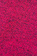 canvas print picture - Close-up of a magenta fabric pattern, background