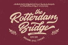"""The Rotterdam Bridge"".  Origi..."