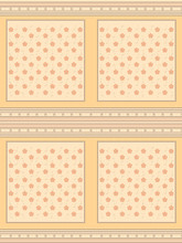 A Repeating Seamless Pattern. ...