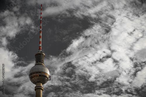 Photo Berlin ciudad historica y monumental capital de Alemania