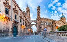 Palermo Cathedral, Connected W...
