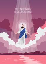 Happy Ascension Day Of Jesus C...