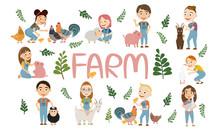 Seth Farm Life. Boys And Girls...