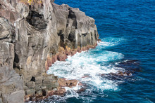 Great  Rocky Cliffs And Ocean ...