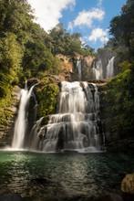 Nauyaca Waterfall, Dominical, Costa Rica
