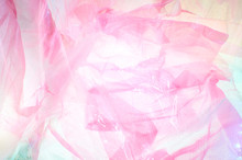 Pink Bubble Wrap And Tissue Pa...