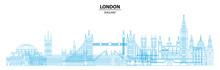 London Skyline Vector 21