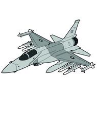 JF-17 Thunder Fighter Jet Of P...