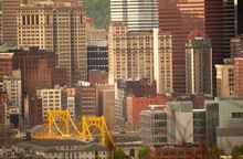 Downtown Pittsburgh Buildings