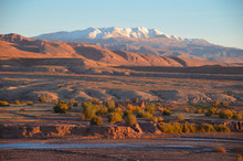 Góry Atlas - Słoneczny Poran...