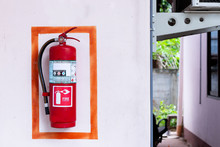 Fire Extinguishers Available I...