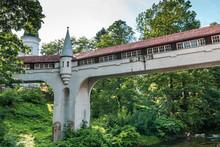 Kryty Most W Lądku Zdroju