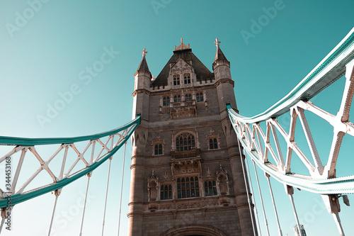 Obraz na plátně Tower Bridge London