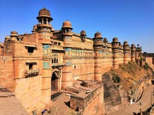The Gwalior Fort Referred As T...