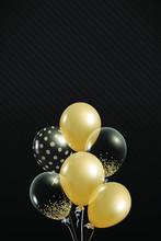 Elegant Balloons Design Vector...