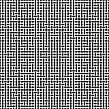 Seamless Pattern With Horizont...