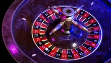Casino Roulette Spins Up And R...