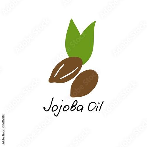 Obraz na plátně Jojoba oil