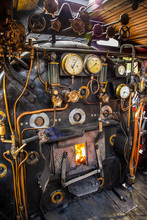 Steam Train Gauges
