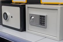Modern Metal Electronic Safes ...