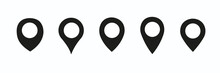 Location Pin Icon. Map Pin Pla...