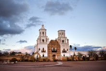 Exterior Of Mission San Xavier...