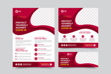 Corporate Branding Set For Cor...
