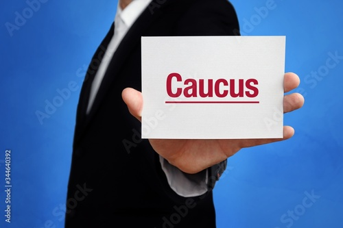 Caucus Canvas-taulu