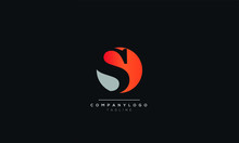 Letter S Logo Design Icon Vect...