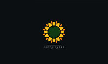 Logo And Symbol Of Sunflower F...
