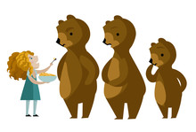 Goldilocks And The Three Bears Tale