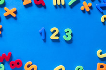 Colorful Magnetic Child Number...
