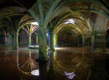 Portuguese-built Cistern And U...