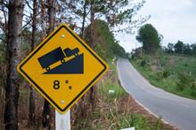Traffic Signs Warning Up To Hi...