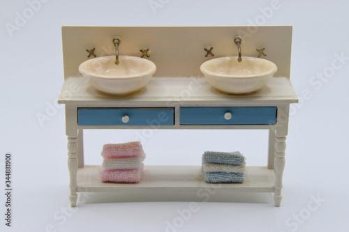 Foto meuble salle de bain