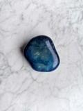 Fototapeta Kamienie - minerały, agat błękitny, błękitny kamień