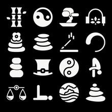 Chan 16 Filled Icon Set