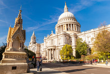 Saint Paul's Cathedral, London...