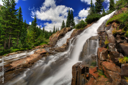 Creek Waterfalls