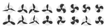 Propeller Icon, Aircraft Prope...