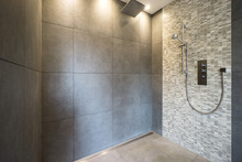 Marble Design Shower