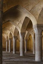 Inside The Mosque, Shiraz, Iran