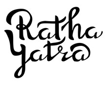 Happy Ratha Yatra Day Emblem I...